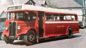 Devon General Society trip, 1992 - G. H. Truran